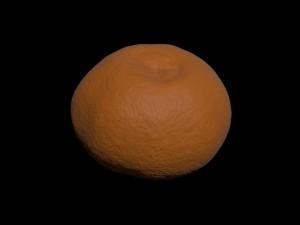 mandarine scan textures